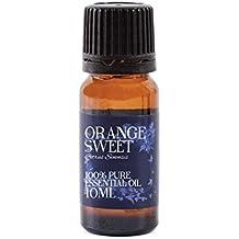 Mystic Moments Olio Essenziale Di Arancio Dolce - 10ml - 100% Puro