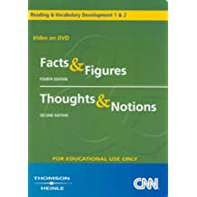 Facts and Figures: Thoughts and Notations: Thoughts and Notions