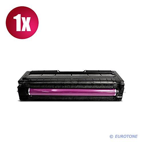Preisvergleich Produktbild Eurotone Print Cartridge für Ricoh Aficio : SP C252SF / SP C252DN ersetzt rote M Patrone - kompatible Premium Alternative XXL