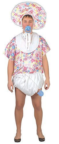 Floral Big Baby Costume Outfit