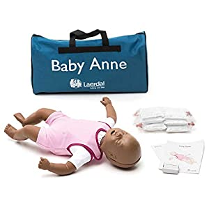 Laerdal Baby Anne Notfall-Trainingspuppe
