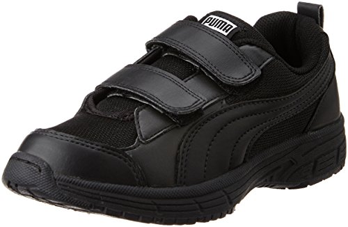 fcf2aeb1f2dc Puma Unisex Bosco Inf 2 Dp Black Sneakers - 12 kids UK India.