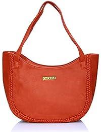 Caprese Senorita Women's Tote Bag (Orange)