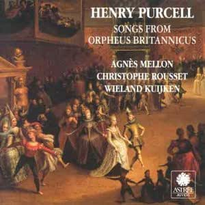 Purcell: Songs from Orpheus Brittanicus