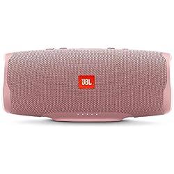 JBL Charge 4 - Enceinte Bluetooth Portable avec USB - Robuste et Étanche pour Piscine et Plage - Son Puissant - Autonomie 20 hrs - Bluetooth, Rose