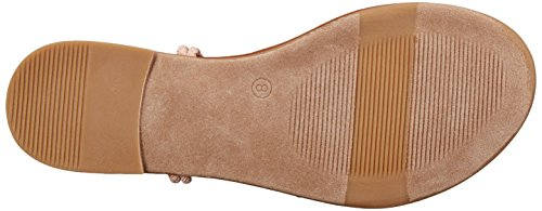 Madden Mädchen FLEXII flache Sandale Blush Fabric