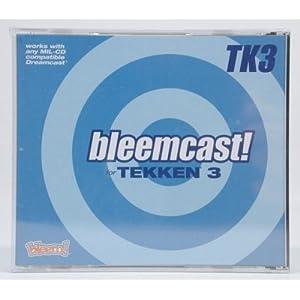 Dreamcast – bleemcast! Tekken 3