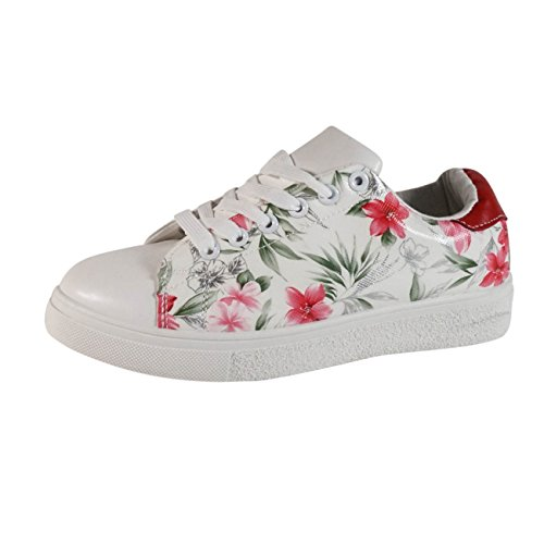 Damen Vans AUTHENTIC Schuhe Low MulticolorDitsy Bloom