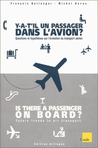 Y a t'il un passager dans l'avion ?