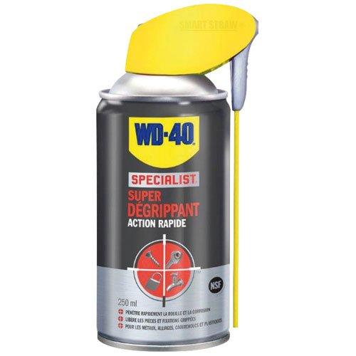 WD40 60572 Lubrifiant Spécialiste Super Dégrippant