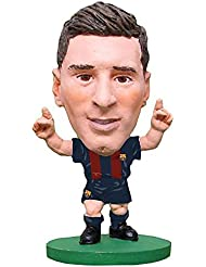 Soccerstarz - 73454 - Figurine Sport - Fc Barcelona Lionel Messi - Maillot Domicile