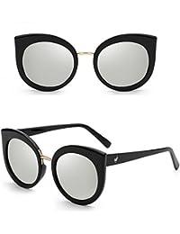RUIN-Metà scatola occhio di gatto occhiali da sole occhiali da sole donna , 1