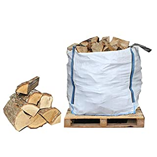Bulk Bag of Premium Kiln Dried Firewood Logs 0.8m3 Softwood