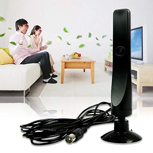 XuBa TV-Antenne für den Innenbereich, 12 dBi für DVB-T TV, HDTV Digital Freeview HDTV Antenne