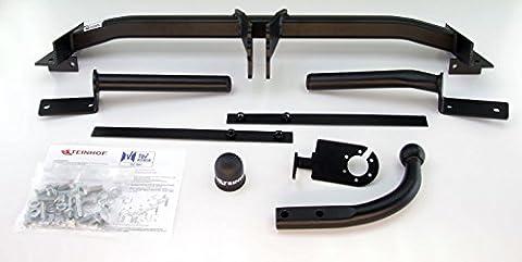 Anhängerkupplung starr für Mazda 626 Kombi 03/1998 - 06/2002 -