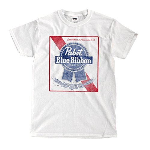 adamimyclayr-pabst-blue-ribbon-white-t-shirt-ready-to-ship-high-quality-medium