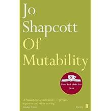 Of Mutability (English Edition)