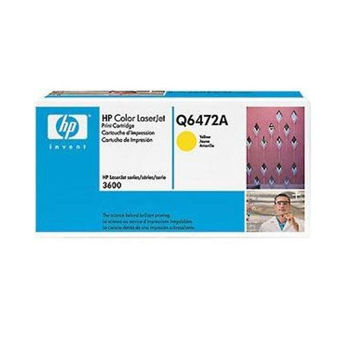 Own Q6472A Color Laserjet 3600/3800 HP 501A Cartridge