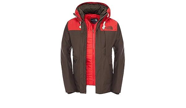 fcdde851c6 North Face M Himalayan Jacket Veste pour Homme XL Verde/Rojo: Amazon.fr:  Chaussures et Sacs