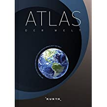 Atlas der Welt (KUNTH Weltatlanten)