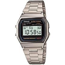 Casio Vintage Digital Grey Dial Men's Watch - A158WA-1Q (D011)