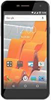 Wileyfox Spark 4G, Dual SIM-Free, Android Smartphone - Black