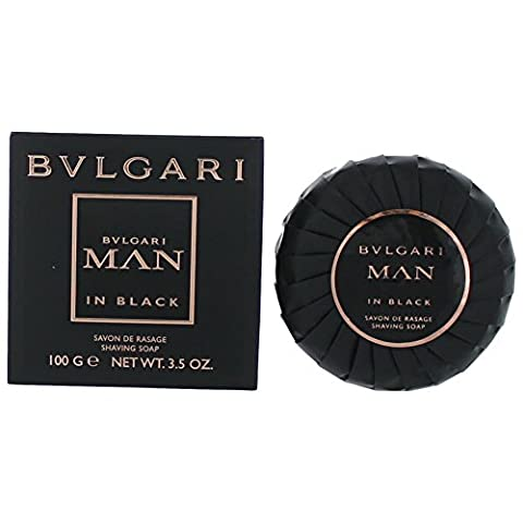 Bvlgari Man in Black Shaving Soap 100 g