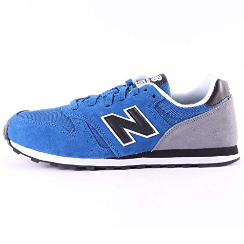 New Balance ML373 D, Baskets mode homme Bleu (Blue/Black/Grey)