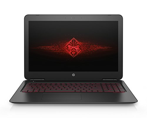 HP Omen 15-ax021nf PC Portable Gaming Full HD 15' Noir (Intel Core i5, 6 Go de RAM, 1 To+ SSD 128 Go, Nvidia GeForce GTX 950M, Windows 10)