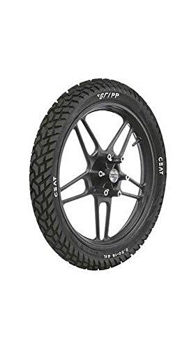 ceat gripp p100/90 - 18 bias tube-type bike tyre, rear Ceat Gripp P100/90 – 18 Bias Tube-Type Bike Tyre, Rear 41JQbf2w1kL