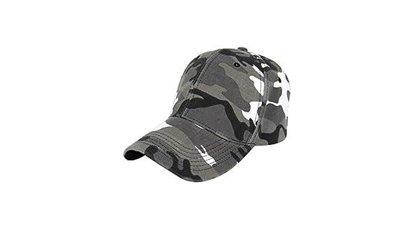 5 Pannelli Cappellino da Baseball con Visiera BIGBOBA