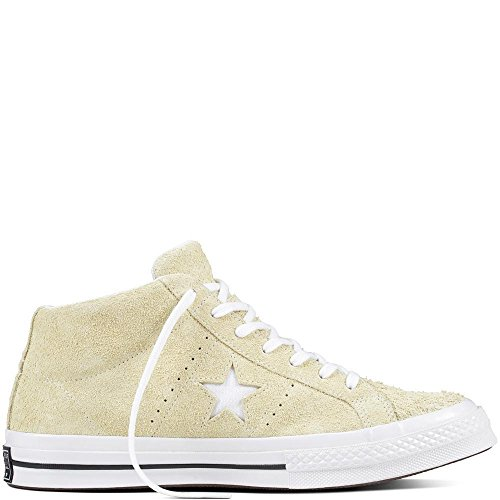 Converse Lifestyle One Star Mid Suede, Chaussures de Fitness Mixte Adulte
