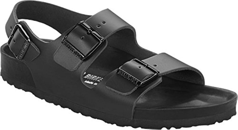 BIRKENSTOCK Milano  Schuhe  Sandalen  Leder  Unisex