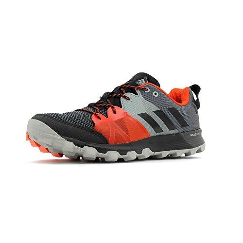 adidas Herren Kanadia 8.1 Tr Traillaufschuhe Schwarz (Core Black/Core Black/Energy)
