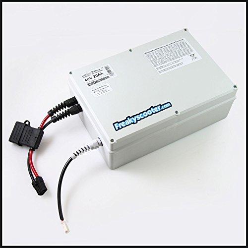 FREAKYSCOOTER 48V 25Ah Samsung batería Litio-Ion