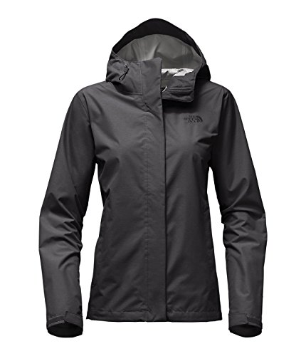The North Face Women's Venture 2 Jacket Dark Grey Heather (Small) North Face Women Venture Jacket