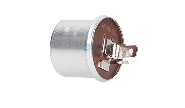 1-2 x 21 Watt JMT Blinkgeber Blinkrelais mechanisch 12V 3-polig Universal