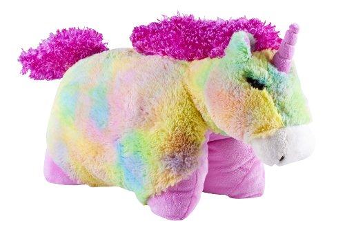 Pillow Pets 2157 - Unicornio de peluche (46 cm), multicolor