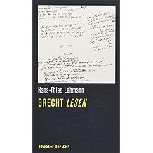 Brecht lesen (Recherchen)
