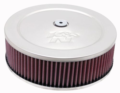 Preisvergleich Produktbild Kn 60-1080 Rundluftfilter Montage K & N 2-5/8 Tab 9 Tag 3-1/4H Vent
