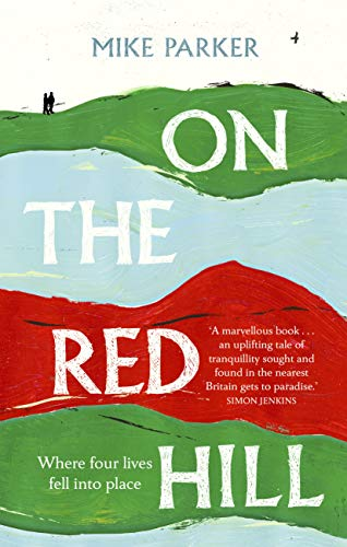 On the Red Hill: Where Four Lives Fell Into Place (Red Sparkle Toms)