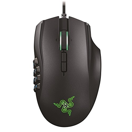 Razer Naga Chroma RGB Beleuchtete Ergonomische MMO Gaming Mouse (19 programmierbaren Tasten & 16.000 dpi) - 2