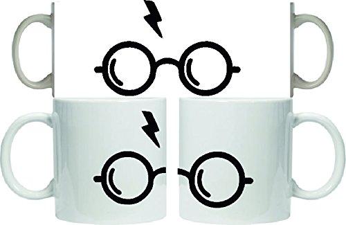 Taza Harry Potter Cicatriz