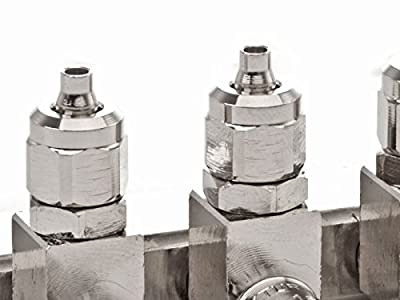 Aqua-Noa CO2 - Verteiler Variante Profi 3 (3-Fach - Verteiler)