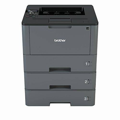 Brother HL-L5100DNTT A4 monochrom Laserdrucker (Drucken, 1.200 x 1.200 dpi, USB, Print AirBag für 200.000 Seiten)
