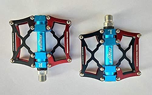 Bike Pedal CNC für BikingBicycle Mountainbike DU Lager Palin Pedal Klapp BMX Rennrad Pedal Universal Pedal Titan Pedal