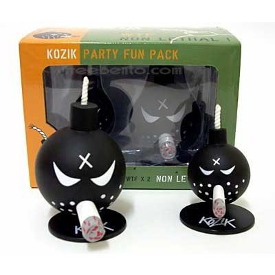 2.5'' Qee Kozik Anarchy Series
