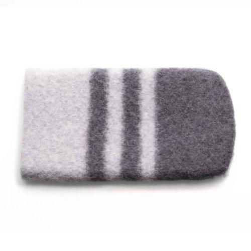 Flip Video Tasche aus Wolle - Grau Mino Camcorder