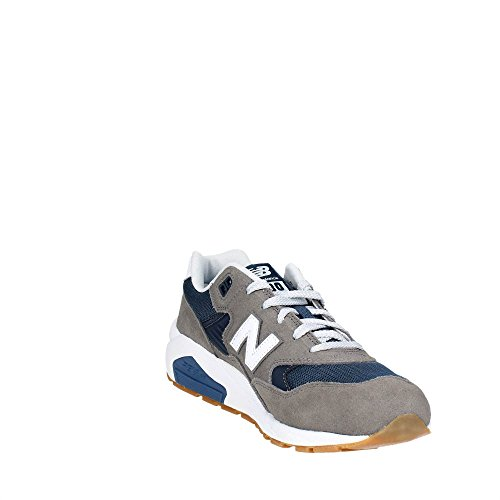 New Balance 580 Elite Edition Revlite, Sneakers Basses Homme Gris (Grey)