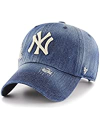 47 Gorra Brand – Mlb New York Yankees Clean Up Curved V Relax Fit Loughlin  ·   f6f6f21788e
